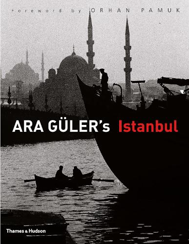 Ara Guler's Istanbul (Hardback)