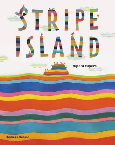 Stripe Island (Hardback)