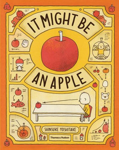 It Might Be An Apple (Hardback)