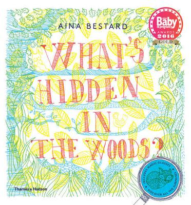 What's Hidden in the Woods? (Hardback)