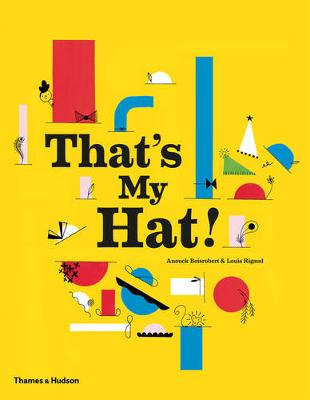 That's My Hat! (Paperback)