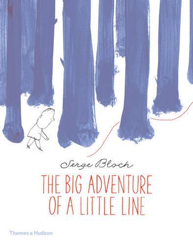 Big Adventure of a Little Line (Hardback)