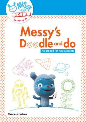 OKIDO: Doodle and Do: Messy Things to Make and Do, Pull Out and P (Paperback)