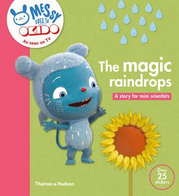 The Magic Raindrops: A Story for Mini Scientists (Paperback)