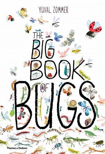 The Big Book of Bugs (Hardback)