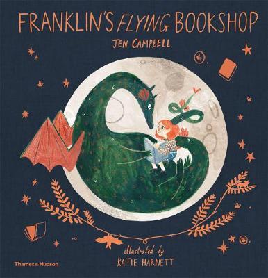 Franklin's Flying Bookshop (Hardback)