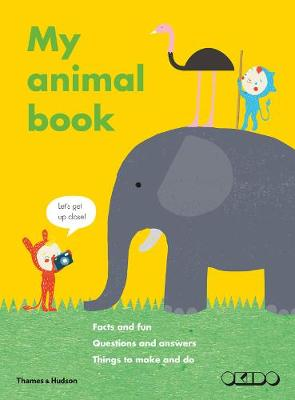 My Animal Book (Paperback)