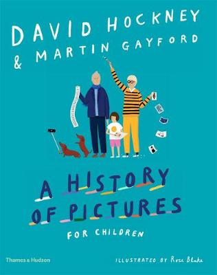 A History of Pictures for Children (Hardback)