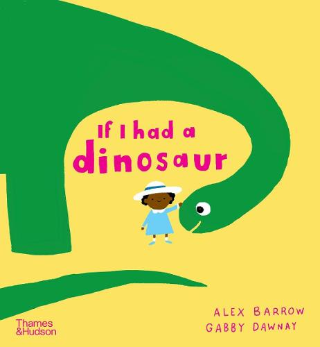 If I had a dinosaur (Paperback)