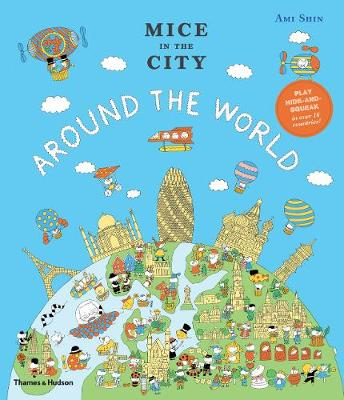 Mice in the City: Around the World - Mice in the City (Hardback)