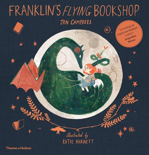 Franklin's Flying Bookshop (Paperback)