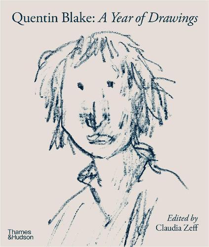 Quentin Blake - A Year of Drawings (Hardback)