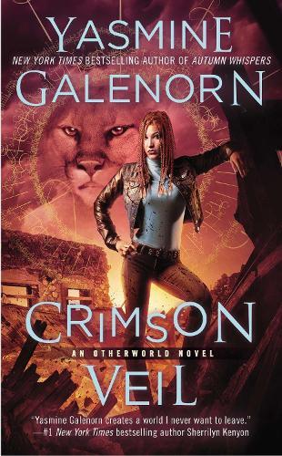 Crimson Veil: An Otherworld Novel (Paperback)