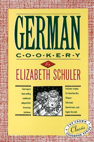 German Cookery (Hardback)