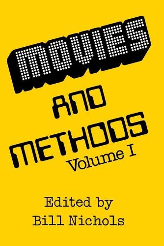 Movies and Methods: Vol. I (Paperback)