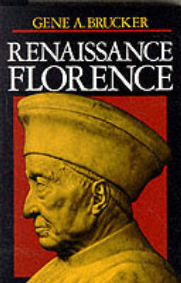 Renaissance Florence, Updated edition (Paperback)