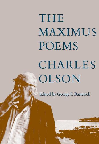 The Maximus Poems (Paperback)