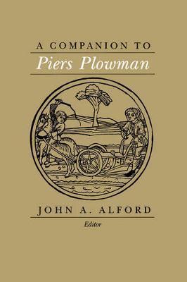 A Companion to <i>Piers Plowman</i> (Paperback)
