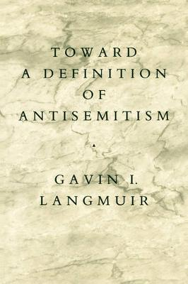 Toward a Definition of Antisemitism (Paperback)