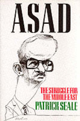 Asad: The Struggle for the Middle East (Paperback)