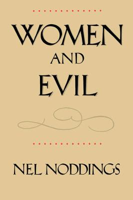 Women and Evil (Paperback)