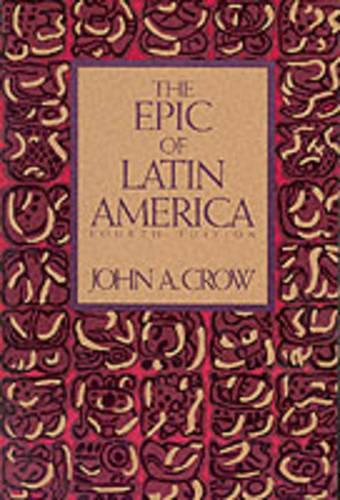 The Epic of Latin America, Fourth edition (Paperback)