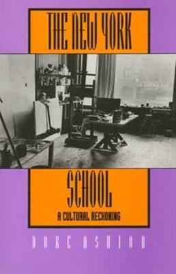 Cover The New York School: A Cultural Reckoning