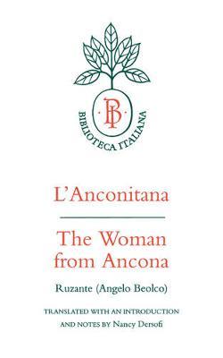 L'Anconitana: The Woman from Ancona - Biblioteca Italiana 7 (Paperback)