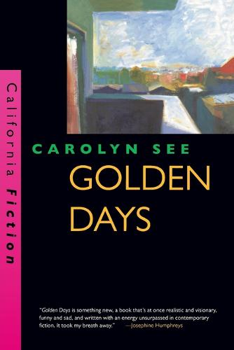 Golden Days - California Fiction (Paperback)
