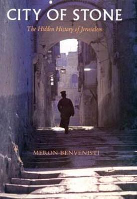 City of Stone: The Hidden History of Jerusalem (Paperback)