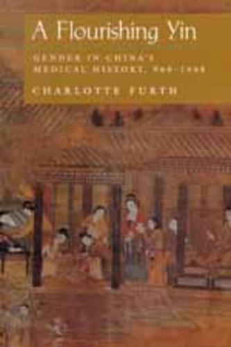 A Flourishing Yin: Gender in China's Medical History: 960 1665 (Paperback)