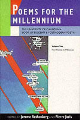 Poems for the Millennium: Poems for the Millennium From Postwar to Millennium v. 2 (Paperback)