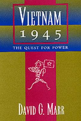 Vietnam 1945: The Quest  for Power (Paperback)