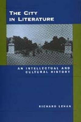 The City in Literature: An Intellectual and Cultural History (Paperback)