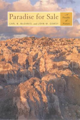 Paradise for Sale: A Parable of Nature (Paperback)
