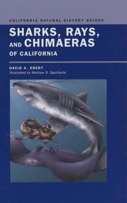 Sharks, Rays and Chimaeras of California - California Natural History Guides v. 71 (Hardback)
