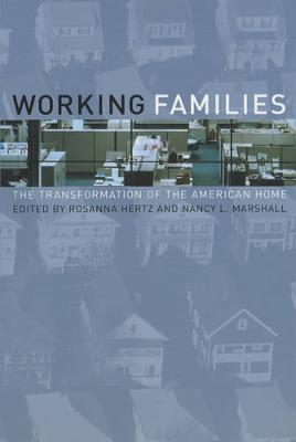 Working Families: The Transformation of the American Home (Paperback)