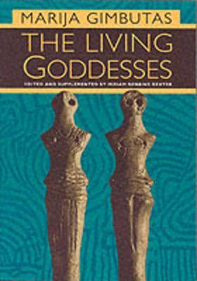 The Living Goddesses (Paperback)
