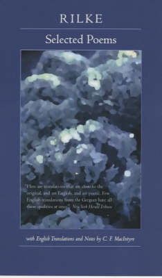 Selected Poems of Rilke, Bilingual Edition (Paperback)