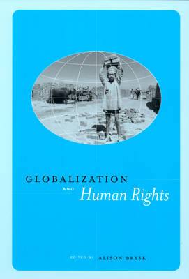 Globalization and Human Rights (Paperback)