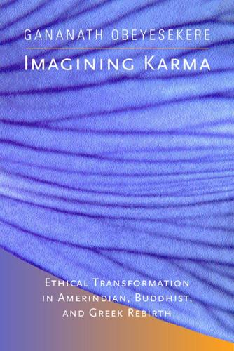Imagining Karma: Ethical Transformation in Amerindian, Buddhist, and Greek Rebirth - Comparative Studies in Religion and Society 14 (Paperback)