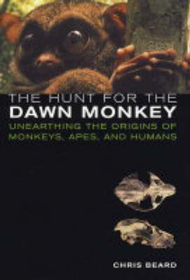 The Hunt for the Dawn Monkey: Unearthing the Origins of Monkeys, Apes, and Humans (Hardback)