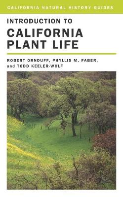 Introduction to California Plant Life - California Natural History Guides 69 (Paperback)