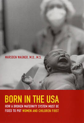 Born in the USA: How a Broken Maternity System Must be Fixed to Put Women and Children First (Hardback)