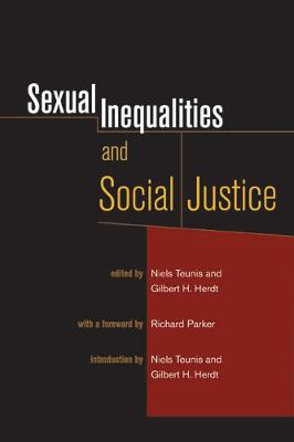 Sexual Inequalities and Social Justice (Paperback)