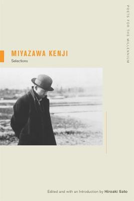 Miyazawa Kenji: Selections - Poets for the Millennium 5 (Paperback)