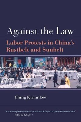 Against the Law: Labor Protests in China's Rustbelt and Sunbelt (Paperback)