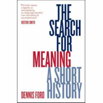 The Search for Meaning: A Short History (Hardback)