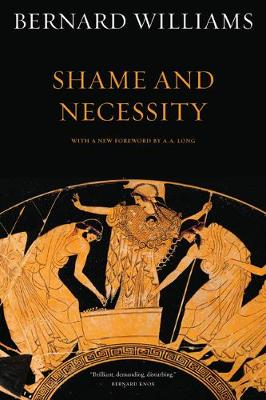 Shame and Necessity - Sather Classical Lectures 57 (Paperback)