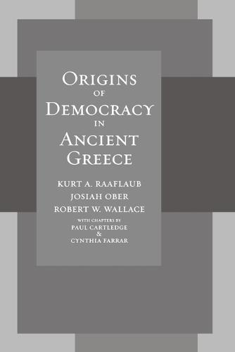Origins of Democracy in Ancient Greece (Paperback)